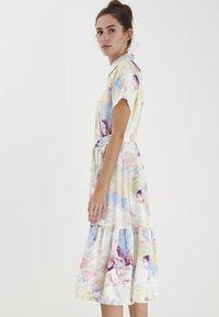 ICHI - Shirt dress - multi color - 3