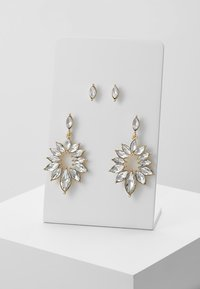 Pieces - Earrings - gold-coloured - 0