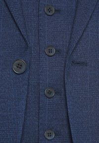 Isaac Dewhirst - CHECK SUIT - Costume - blue - 14