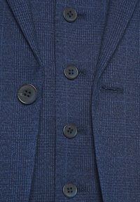 Isaac Dewhirst - CHECK SUIT - Suit - blue - 8