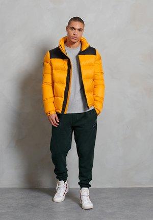 Down jacket - explorer yellow