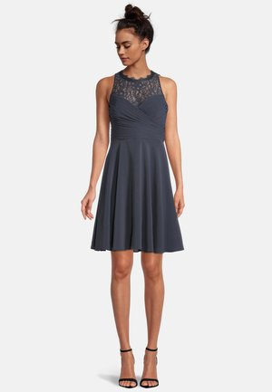 Cocktail dress / Party dress - moss grey
