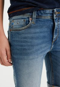 WE Fashion - Denim shorts - blue - 2