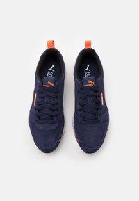 Puma - R78 UNISEX - Zapatillas - peacoat/gray violet - 3