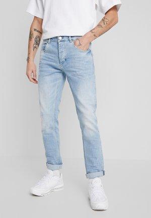 REY SUMMER  - Jeans Tapered Fit - light blue denim