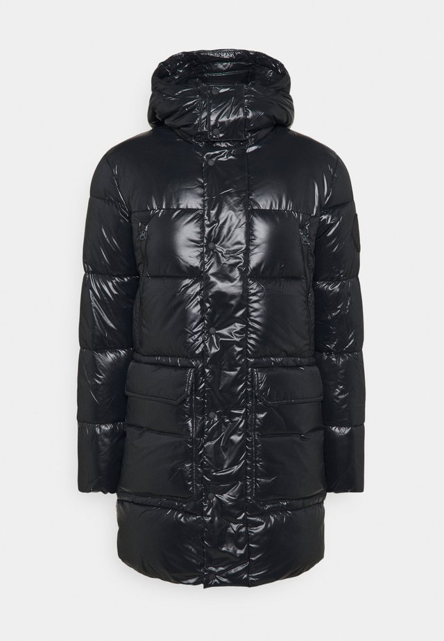 LUCKY - Down jacket - black