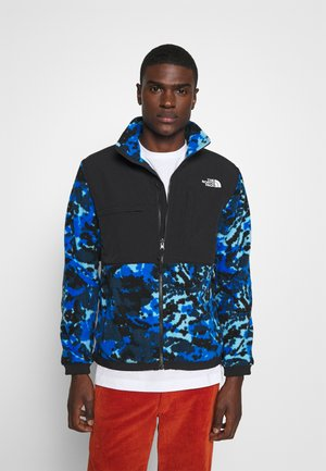 DENALI JACKET - Fleecetakki - clear lake blue