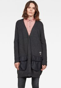 G-Star - CITY ARMOUR - Cardigan - anthracite - 0