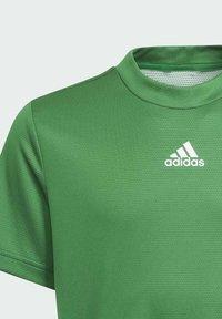 adidas Performance - AEROREADY - Print T-shirt - green - 4
