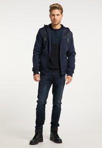 Mo - Light jacket - marine - 1