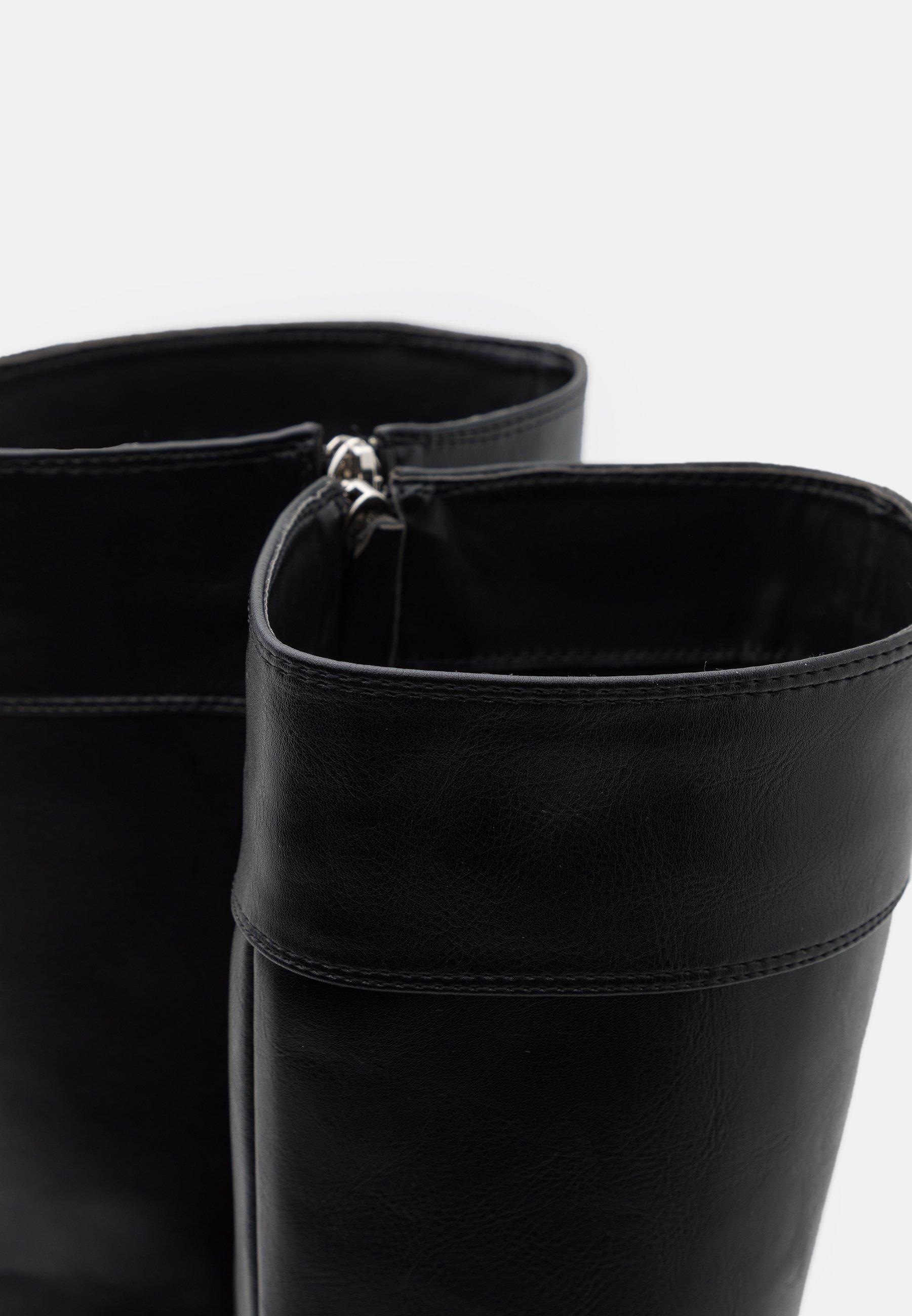 Raid Kolumn - High Heel Stiefel Black/schwarz