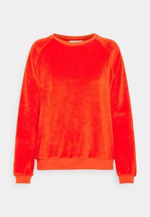 SLUB SWEATER - Sweatshirt - pepper