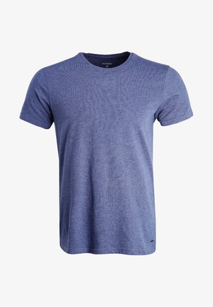 BASIL - T-shirt basic - blue