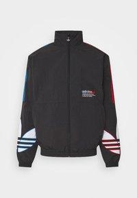 adidas Originals - TRICOL UNISEX - Training jacket - black - 0