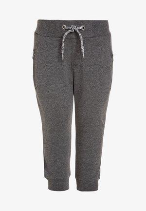 NKMHONK PANT - Tracksuit bottoms - dark grey melange