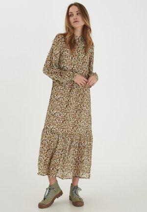 Day dress - desert sage printed