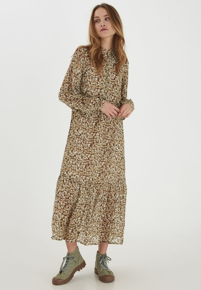 Sukienka letnia - desert sage printed