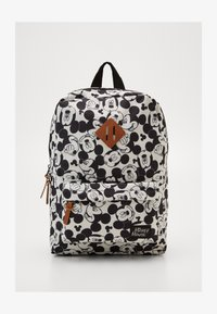 Kidzroom - BACKPACK AND PENCIL CASE MICKEY MOUSE ALL TOGETHER SET - Schooltas - black/white - 1