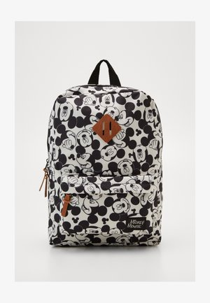 BACKPACK AND PENCIL CASE MICKEY MOUSE ALL TOGETHER SET - Cartable d'école - black/white