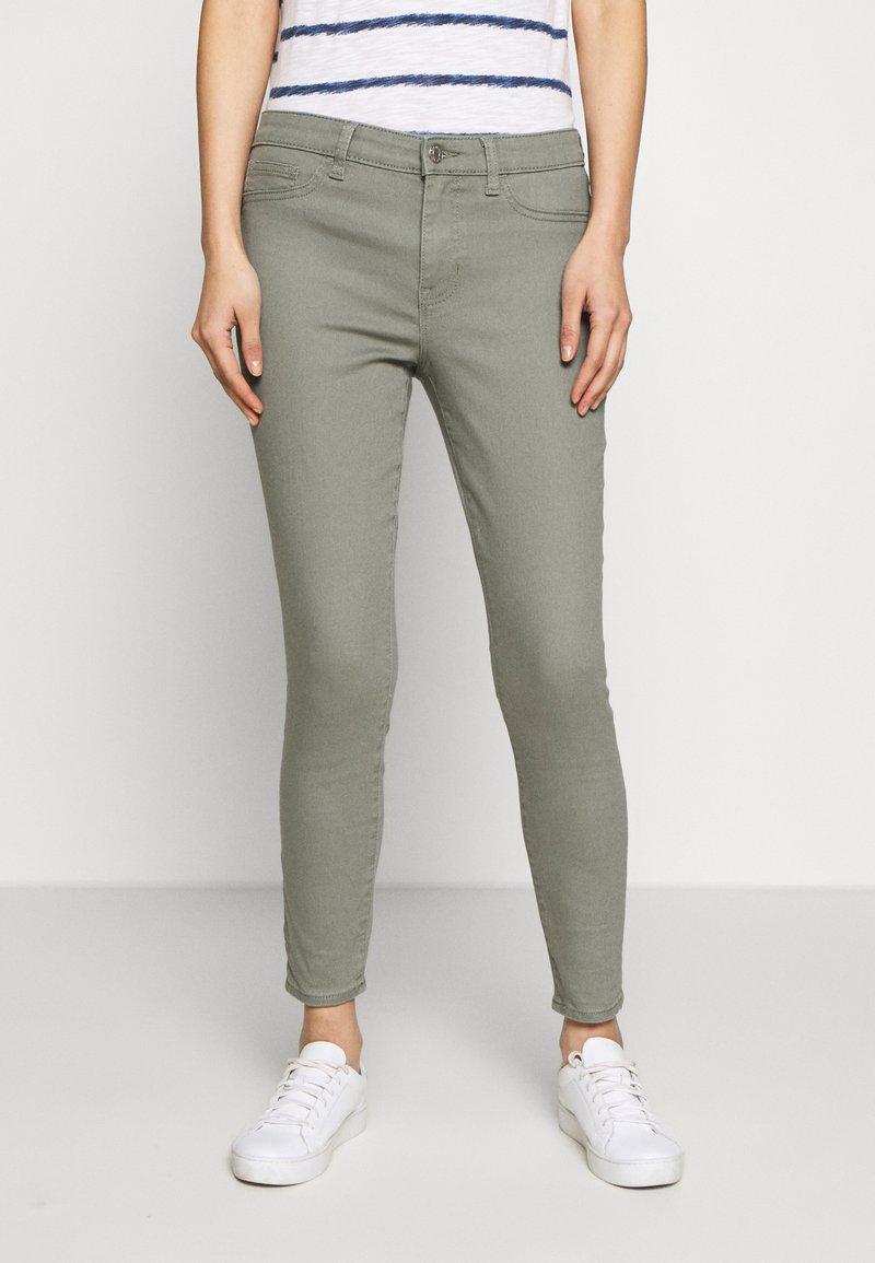 GAP - FAVORITE RINSE - Jeans Skinny Fit - vintage palm