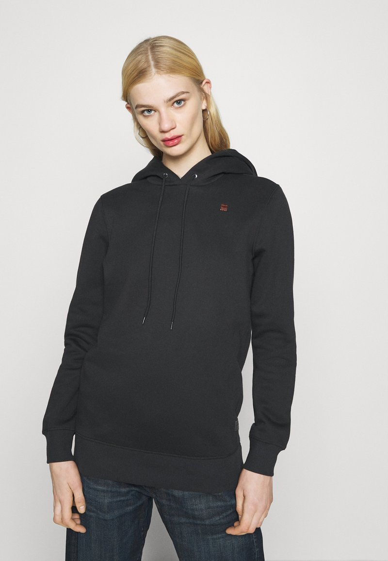 G-Star - GRAPHIC BF HDD SW WMN L\S - Sweatshirt - black