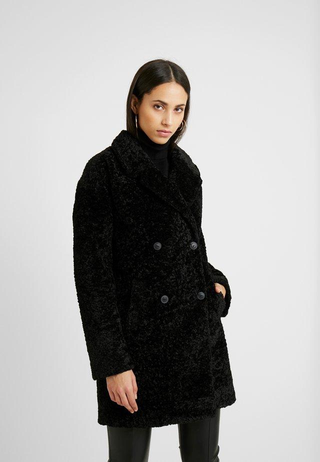 NMCALEB - Płaszcz zimowy - black