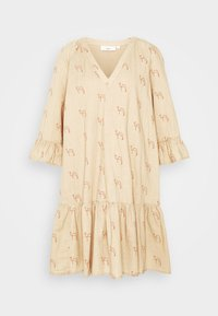 Minimum - MATENA DRESS - Vestido informal - nude - 3