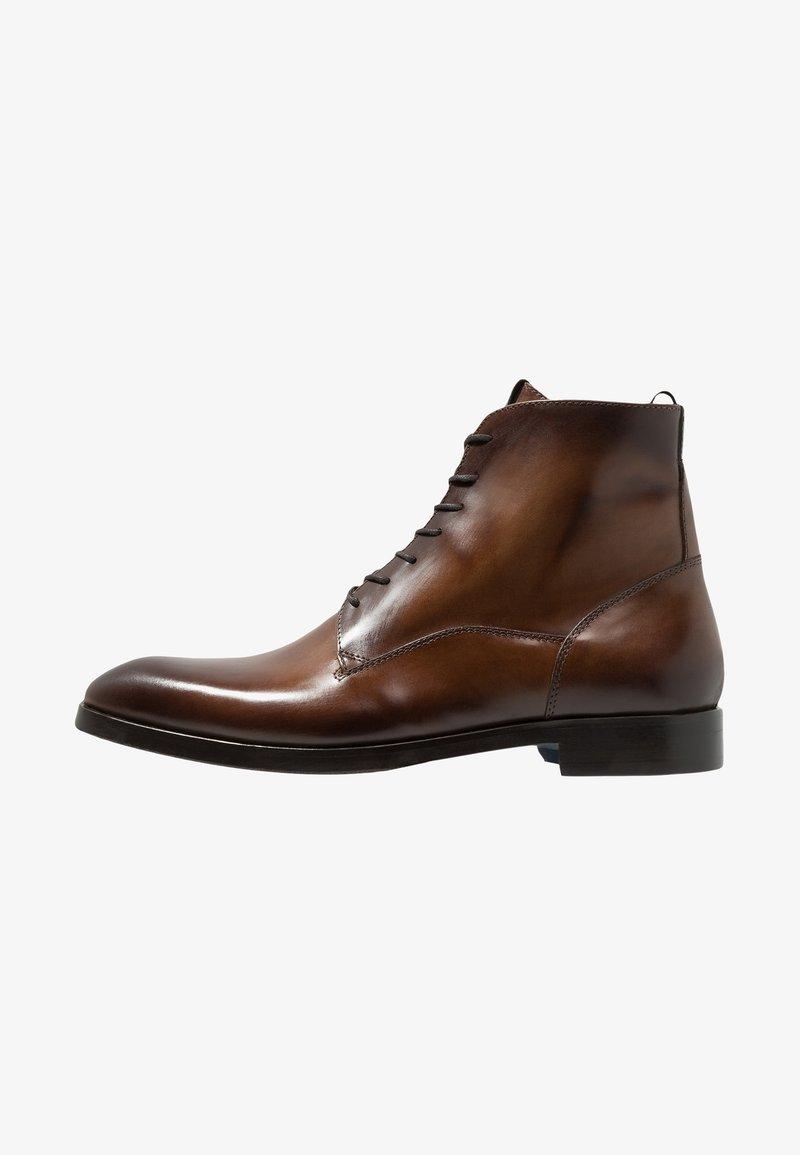 Giorgio 1958 - Šněrovací kotníkové boty - brown
