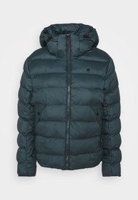 G-Star - WHISTLER PUFFER - Winter jacket - vintage navy - 4