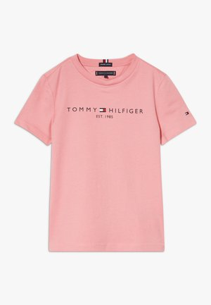 ESSENTIAL LOGO UNISEX - T-shirt print - pink