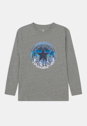 BANDANA UNISEX - Langærmede T-shirts - dark grey heather