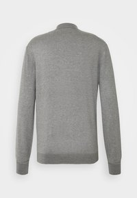 Scotch & Soda - CLASSIC TURTLENECK - Jumper - grey melange - 1