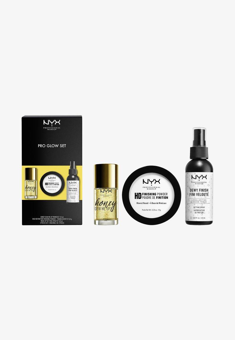 Nyx Professional Makeup - PRO GLOW SET - Makeup set - -