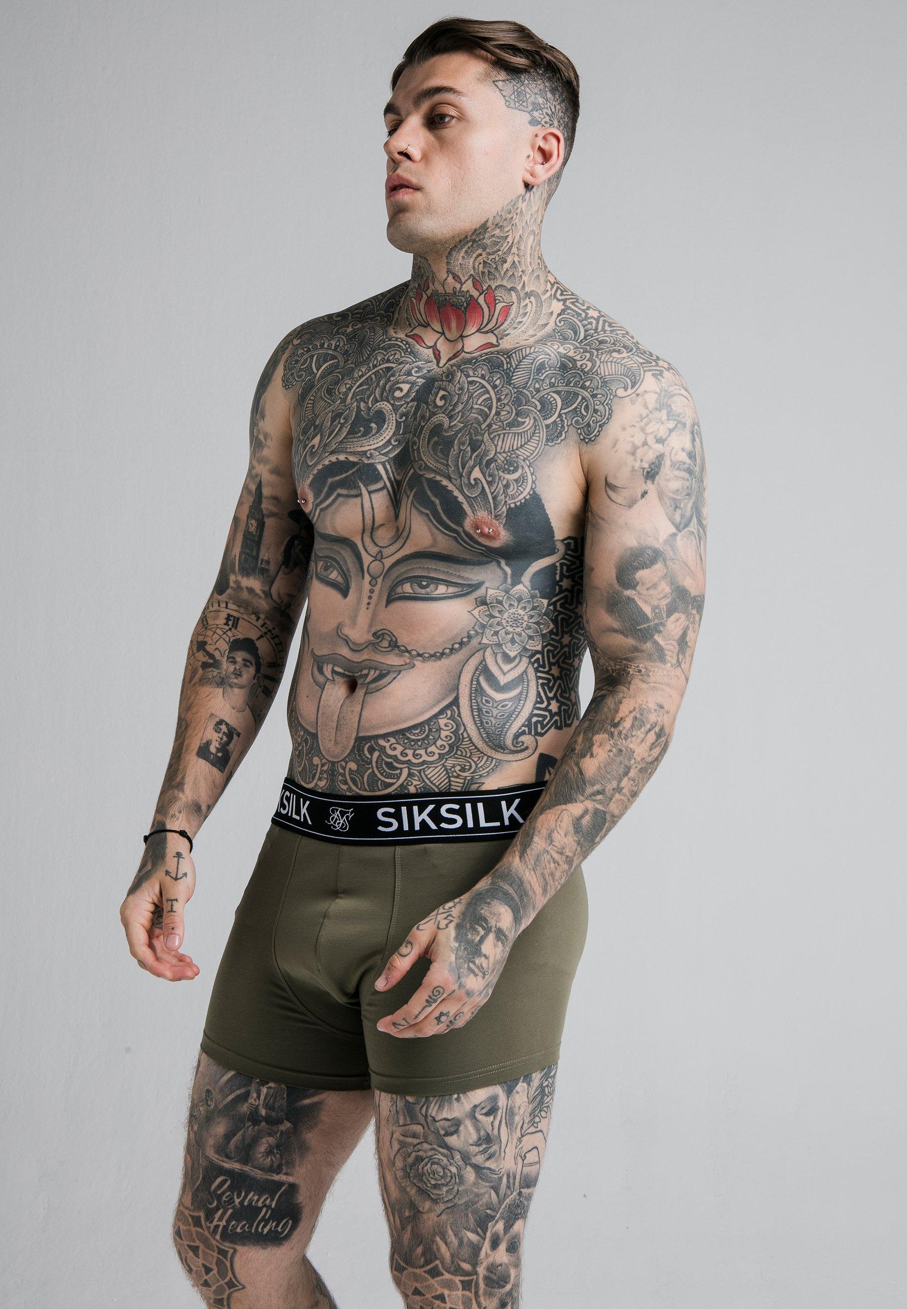 Herren BOXER 2 PACK - Panties