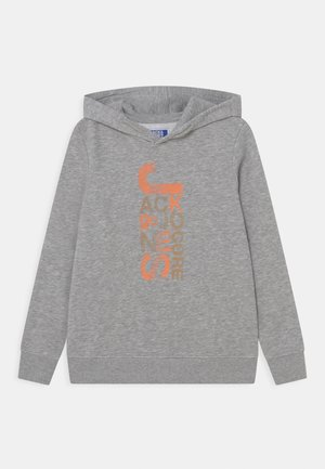 JCOROKU HOOD JR - Hoodie - light grey melange