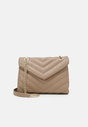 CROSSBODY BAG AKUA - Across body bag - taupe
