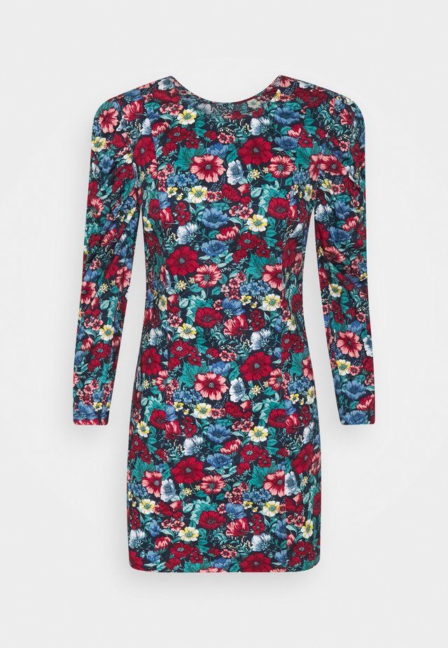 DREW - Korte jurk - multi