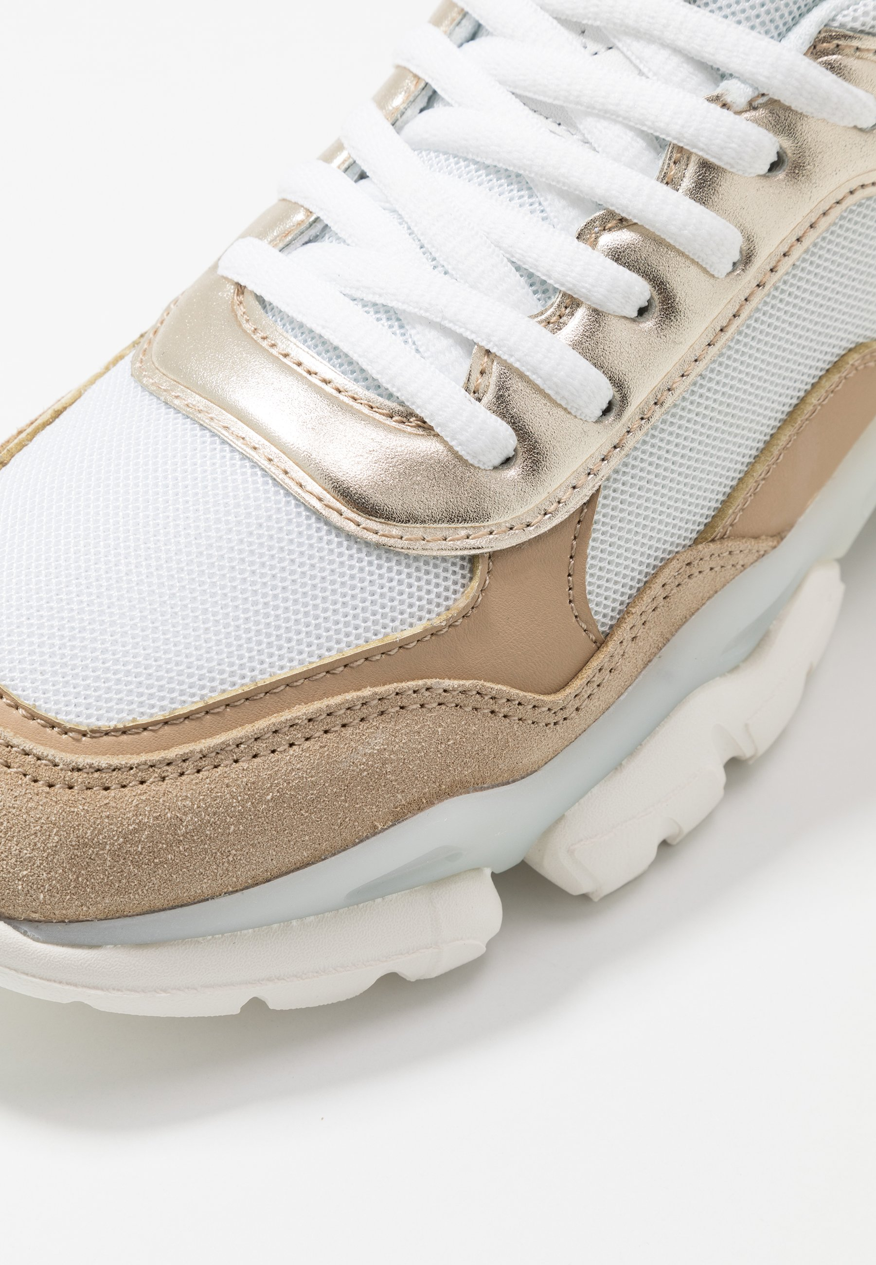 Marc O'Polo JULIA Sneaker low light gold/mehrfarbig