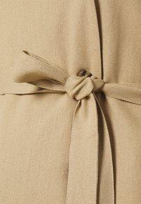 Vero Moda - Shirt dress - beige - 2