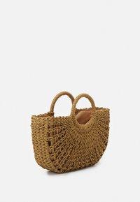 Pieces - PCLUNAC - Handbag - nature - 1