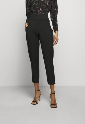 IMPALA TROUSERS - Trousers - black
