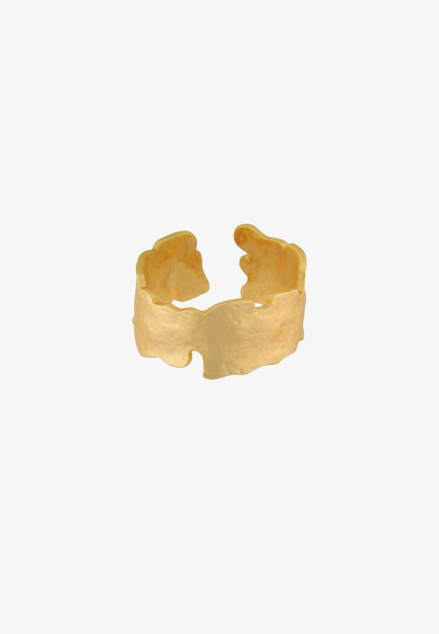 AMELIA - Ring - gold plating
