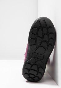 LICO - CATHRIN - Vinterstøvler - pink/silber - 5