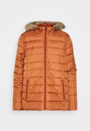 ROCK PEAK FUR - Light jacket - auburn