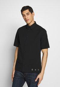 Tonsure - RUFUS - Camisa - black - 0