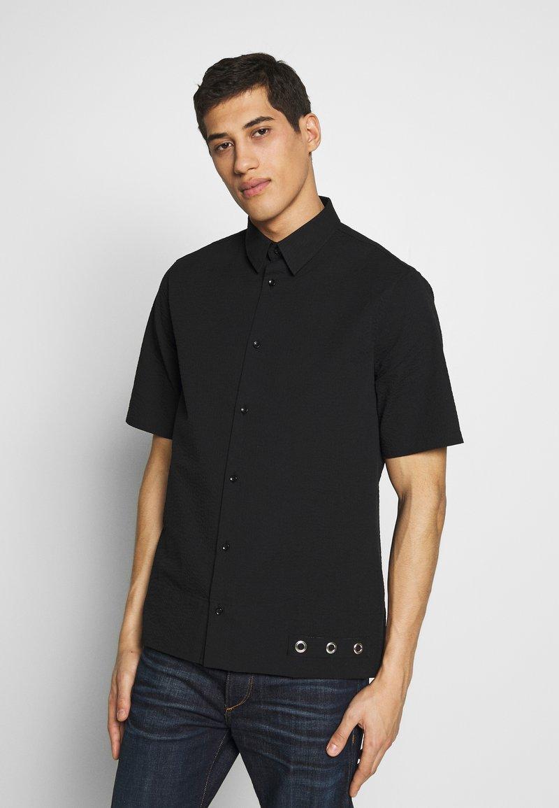 Tonsure - RUFUS - Camisa - black