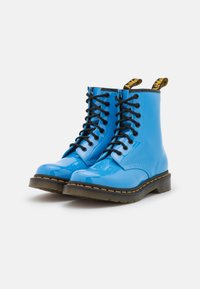 Dr. Martens - 1460  - Lace-up ankle boots - mid blue - 2