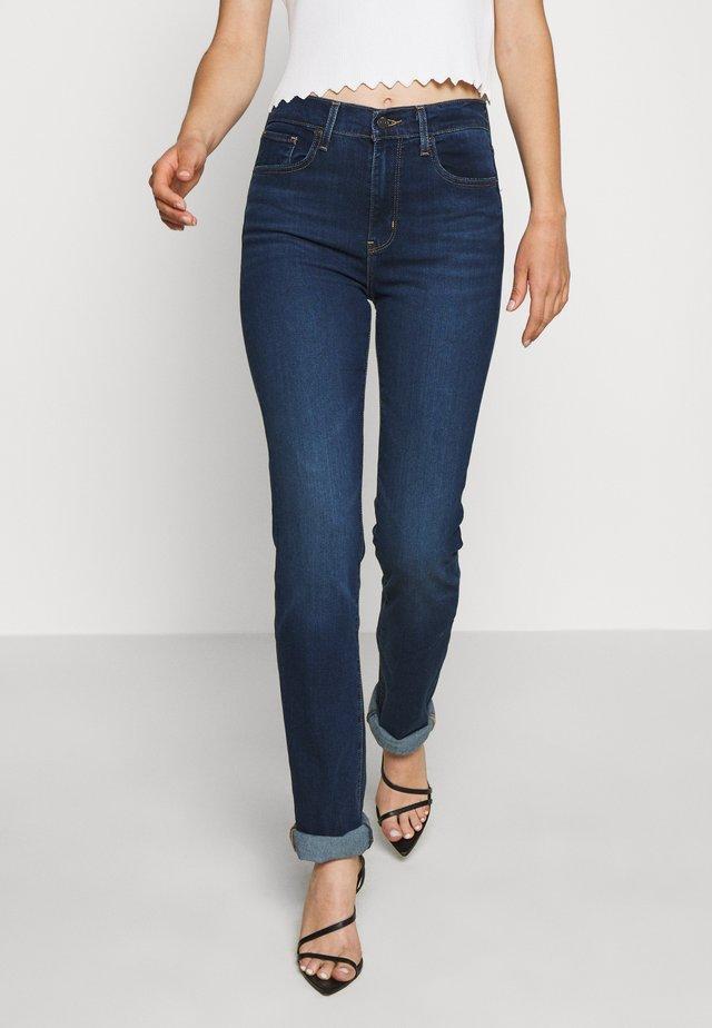 724 HIGH RISE STRAIGHT - Jeans straight leg - bogota calm