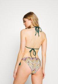 DORINA - ZANZI BRIEF - Bikiniunderdel - green - 2