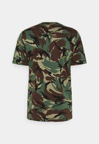 adidas Performance - CAMO - T-shirts print - khaki - 6